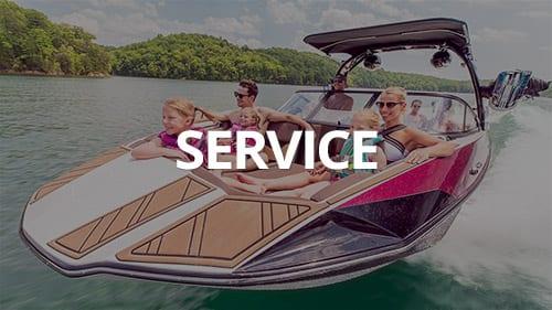 Inboard Boats Service - Augusta & Atlanta Georgia