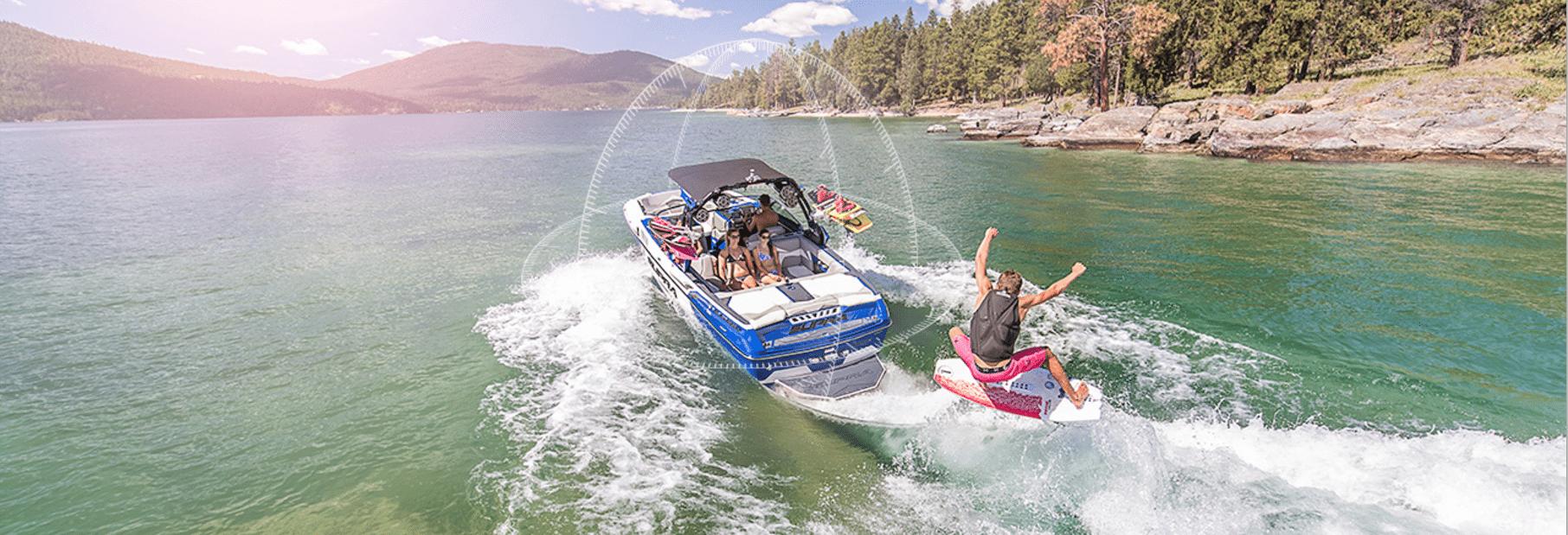 Supra Boats AutoWake