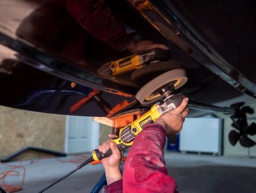 Charlotte, North Carolina - Gelcoat Repair